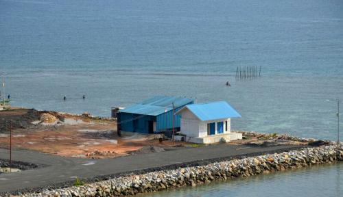 Foto Dorong Industri di Selat Lampa Natuna, PLN Siapkan Listrik 5 MW