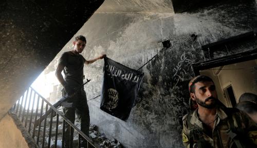 Foto Ratusan WNI Mantan ISIS Pulang, PBNU Khawatir