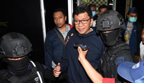 Foto KPK Tetapkan Wali Kota Batu Eddy Rumpoko Jadi Tersangka