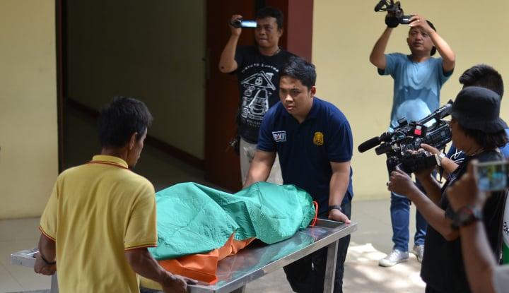 Foto Berita Diduga Dibunuh, Anggota Polisi di Semarang Tutup Usia