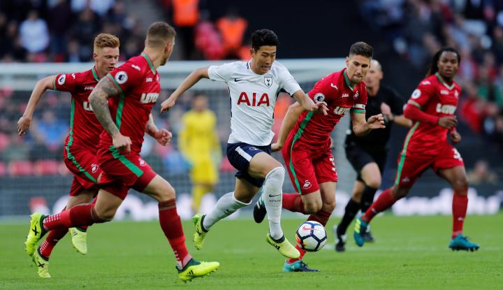 Foto Berita Jadwal Liga Inggris Pekan Ke-22: Big Match Tottenham  vs MU