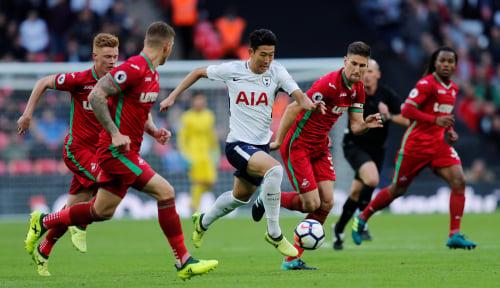 Foto Jadwal Liga Inggris Pekan Ke-22: Big Match Tottenham  vs MU