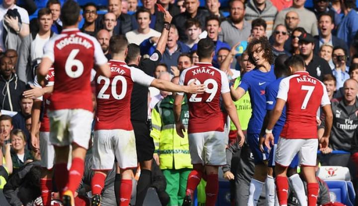 Nacho Monreal Segera Hengkang dari Arsenal - Warta Ekonomi