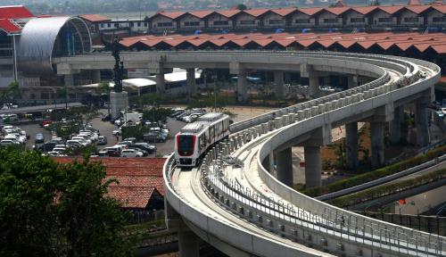 Foto Bandara Soekarno-Hatta Peringkat Enam Terbaik Dunia