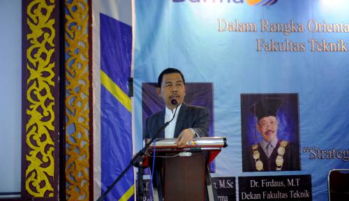 Foto Wagub Sumsel Ajak Mahasiswa Jadi Agen Pembangunan