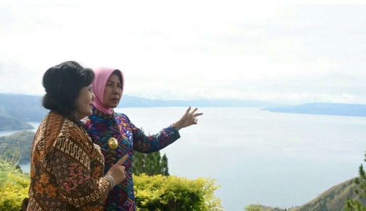 Foto Berita Pemprov Sumut Upayakan Kejar Pembangunan Kawasan Danau Toba