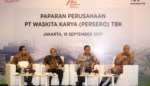 Foto Divestasi Tender Gagal, Waskita Buka Peluang IPO Anak Usaha