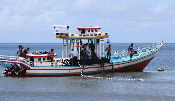 Foto Berita Pemerintah Diharapkan Bebaskan Nelayan yang Ditangkap di Malaysia