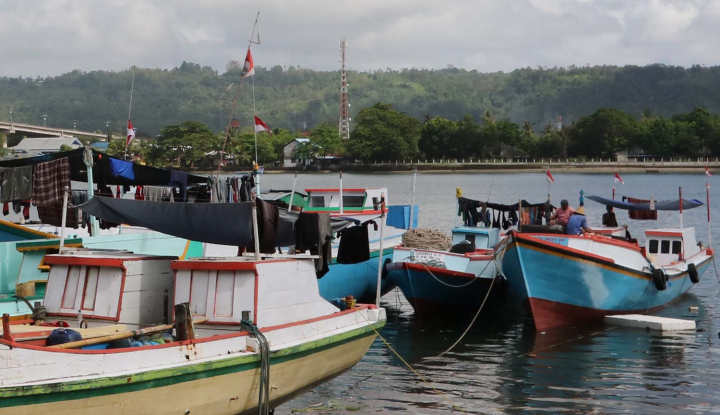 Foto Berita Walkot Bitung Sebut Pemerintah Pusat Hambat Izin Nelayan