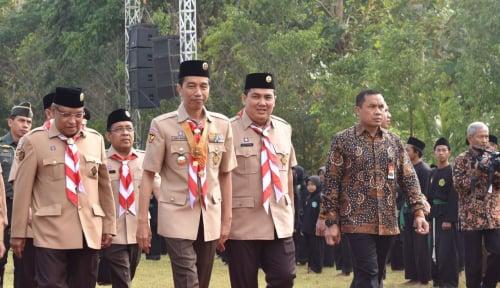 Foto Jokowi: Film G30S/PKI Penting, Tapi Harus Diperbaharui