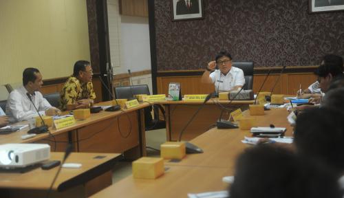 Foto Pemprov Serius Wujudkan Pembangunan Pelayanan Publik Sumsel