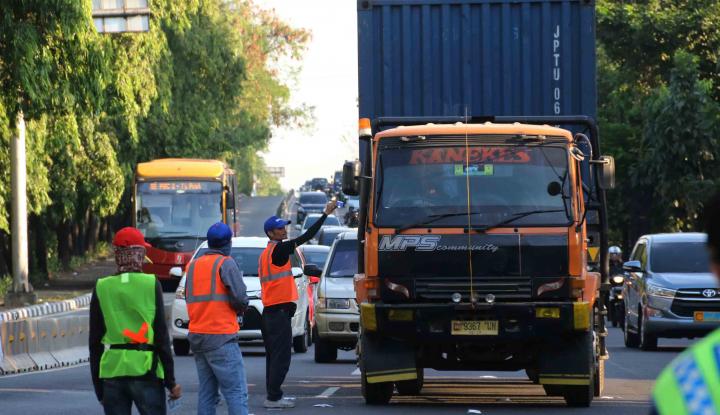 Foto Berita AP II Minta Akses Khusus Kargo di Tol Kunciran-Cengkareng