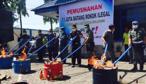 Foto Lampaui Target, Bea Cukai Sulawesi Himpun Penerimaan Negara Rp445 Miliar