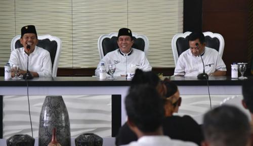 Foto Bupati Purwakarta: Susun SPJ Dana Desa Jangan Nakal, Jangan Pakai Bon Palsu