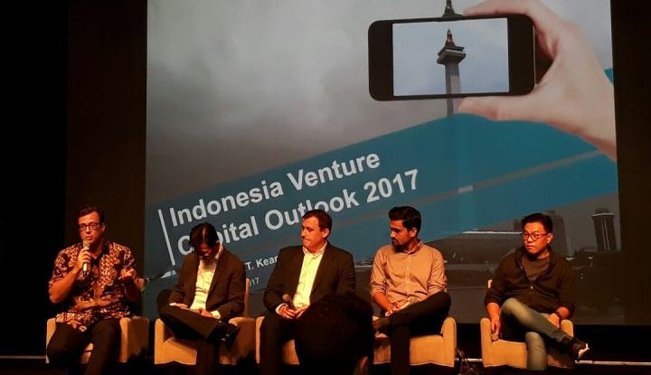 Foto Berita Google-AT Kearney: 2017, Investasi Startup Capai US$3 Miliar