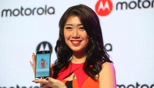 Foto Beri Kemudahan Konsumen, Motorola Jual Moto C Plus di JD.ID