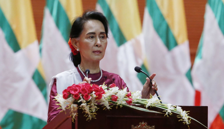 Foto Berita Myanmar di Bawah Suu Kyi Tidak Ramah Terhadap Jurnalis?