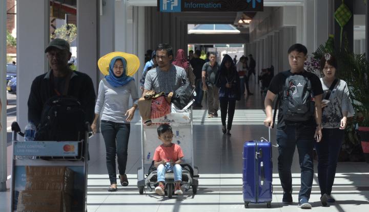 Foto Berita Trafik Penumpang Bandara AP I Tumbuh 10% di Triwulan I