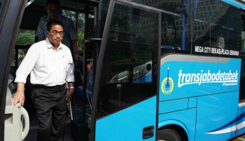 Foto Menhub Janji Akan Permudah Investasi di Sektor Transportasi