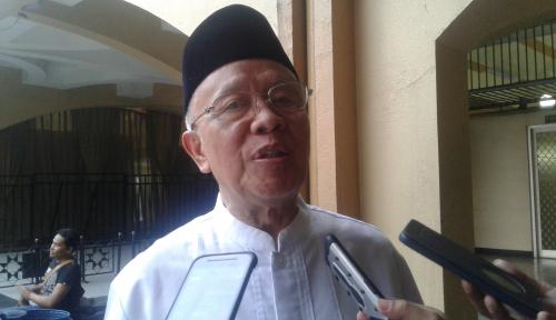 Foto MUI Imbau Pengurus Masjid Pakai Kredit Mesra