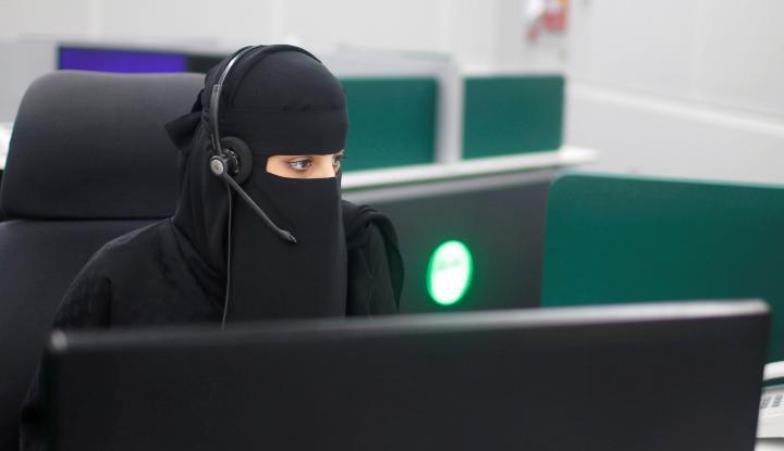 Foto Berita Otoritas Paspor Arab Saudi Rekrut Perempuan untuk Pertama Kalinya