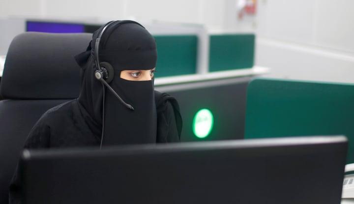 Foto Berita Resmi! Maroko Perbolehkan Perempuan Jadi Notaris