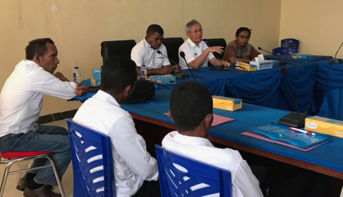 Foto 89 Bantuan Wirausaha Pemula Dikucurkan di Maluku