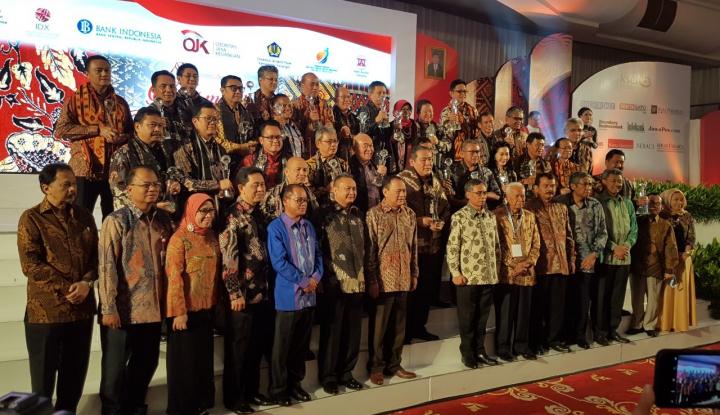 Foto Berita OJK: Perkembangan Obligasi di Indonesia Makin Kondusif