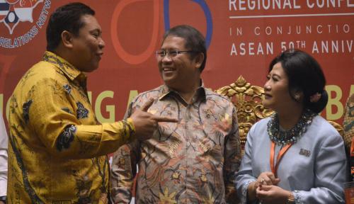 Foto Rudiantara Dorong Humas Promosikan Potensi Asean