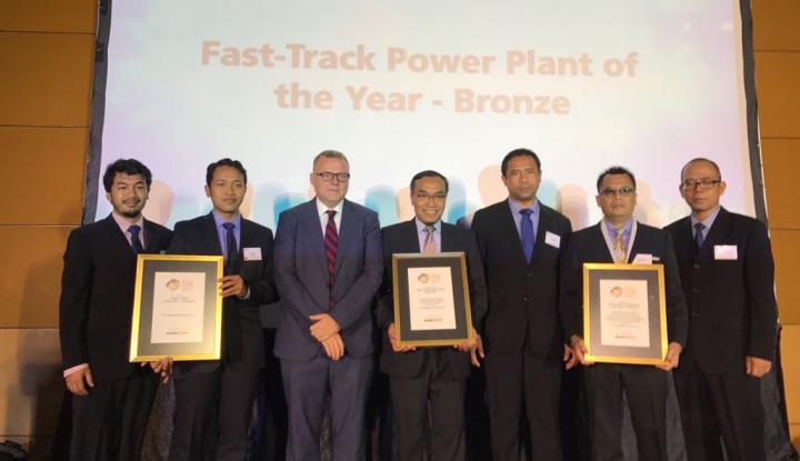 Foto Berita Asian Power Awards 2017, PJB Raih 3 Penghargaan
