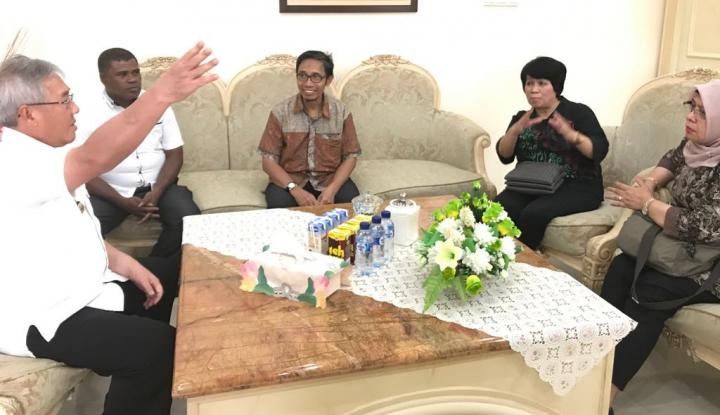 Foto Berita Termasuk Daerah Tertinggal, Maluku Jadi Prioritas Pemerintah Kembangkan Kewirausahaan