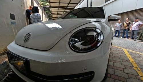Foto Jangan Takut Beli Mobil Sitaan KPK, Surat-surat Aman