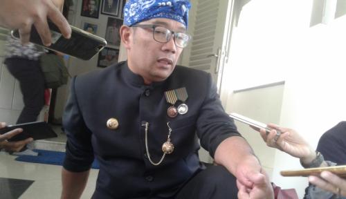 Foto Ridwan Kamil Kembali Jadi Orang Nomor 1 Bandung