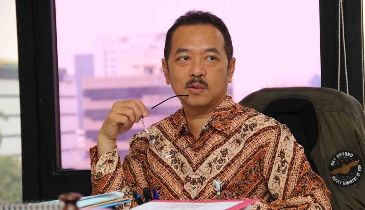 Foto Berita RPP Holding Migas Menunggu Paraf Presiden
