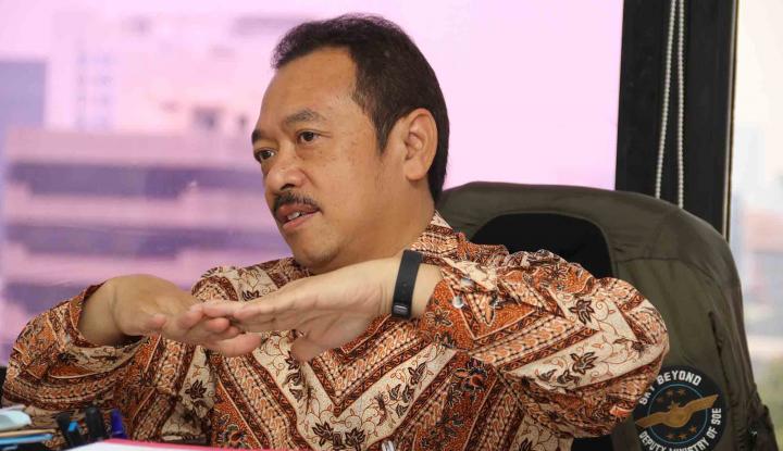 Foto Berita Holding Migas Tinggal Tunggu Tanda Tangan Jokowi