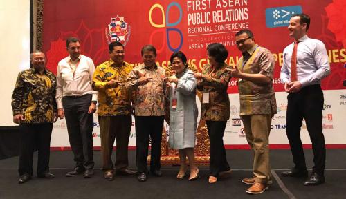 Foto ASEAN PR Conference: Memperkuat Citra ASEAN Di Mata Global