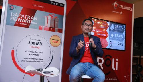 Foto Telkomsel Hadirkan Aplikasi ROLi untuk Android