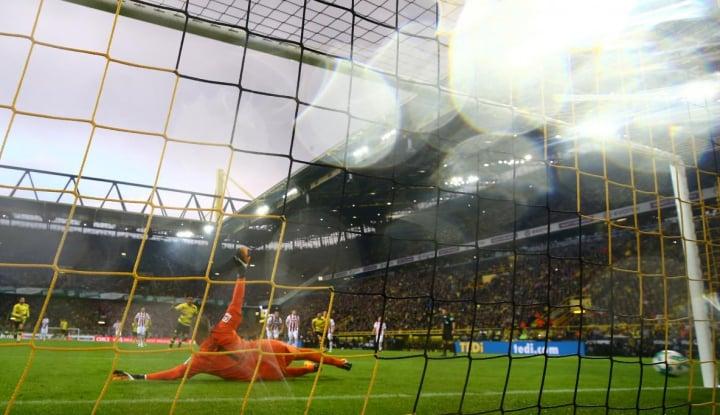 Foto Berita Dortmund Pesta Gol ke Gawang Atletico untuk Puncaki Grup A