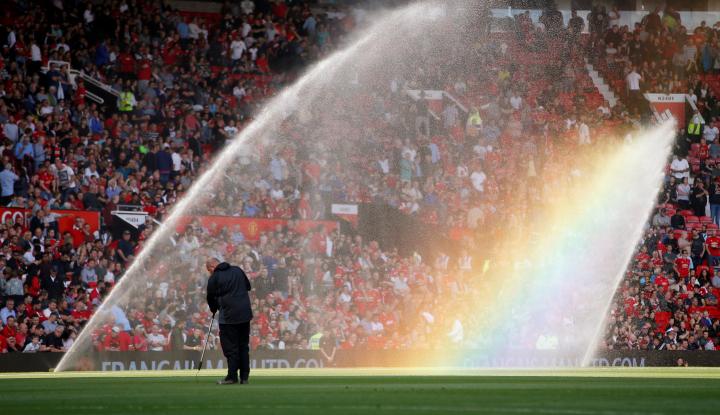 Starting-11 Manchester United Vs Liverpool - Warta Ekonomi