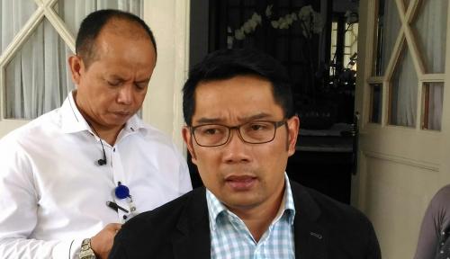 Foto Bingung Pilih Cawagub, Ridwan Kamil Usulkan Dipilih Lewat Mekanisme Konvensi
