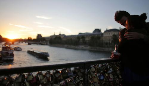Foto Jamu Asli Indonesia Ada di Paris?