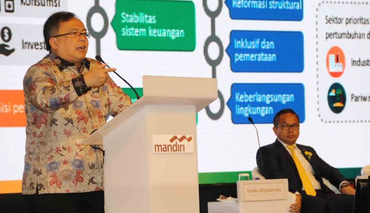 Jokowi Benar Mau Tambah Dua Menteri? Ini Penjelasan Bambang Brodjonegoro - Warta Ekonomi