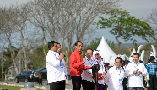 Rapor Kinerja Pemerintahan Jokowi Tidak Sampai...