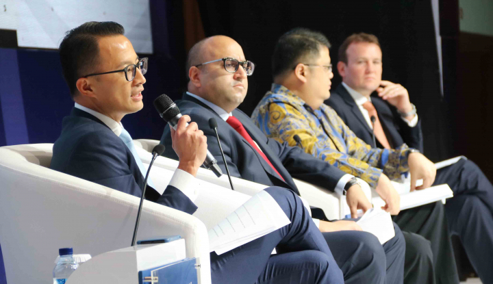 AS Siapkan Bursa Efek Berbasis Blockchain, Apa Komentar Sekuritas Lokal? - Warta Ekonomi