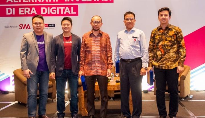 Ini Potensi Fintech Lending di Indonesia - Warta Ekonomi