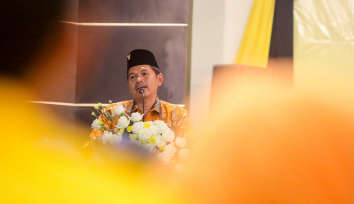 Foto Berita Airlangga Ketum Golkar, Dedi Mulyadi: Kita Doakan Novanto