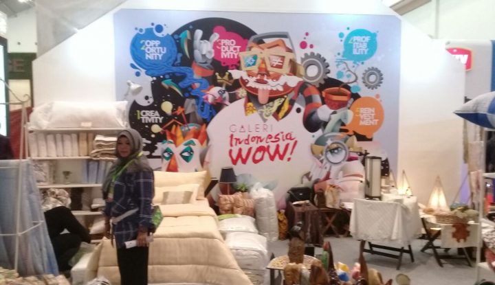 Foto Berita SMESCO Ajak UKM Ramaikan HOMEDEC 2017
