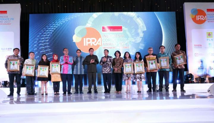 Foto Berita Inilah Peraih Indonesia PR Excellence Award 2017