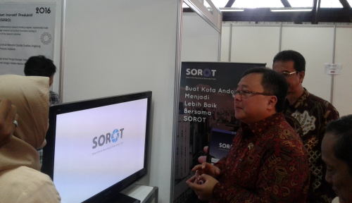 Foto Menteri Bambang: Indonesia akan Bangun Ibukota Ideal