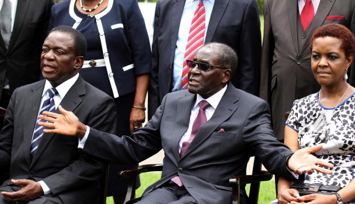 Kisah Hidup Robert Mugabe: Pejuang Kemerdekaan hingga Autokrat - Warta Ekonomi